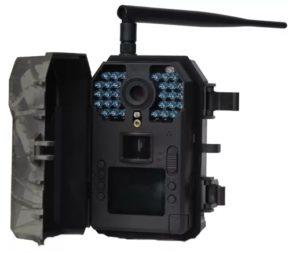 nowoczesny model fotopułapki